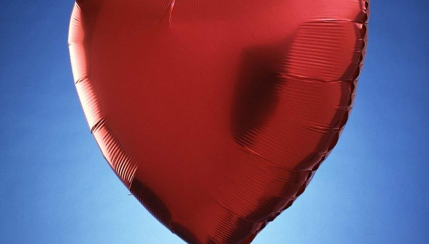 Extiende la vida de tus globos de gas helio.