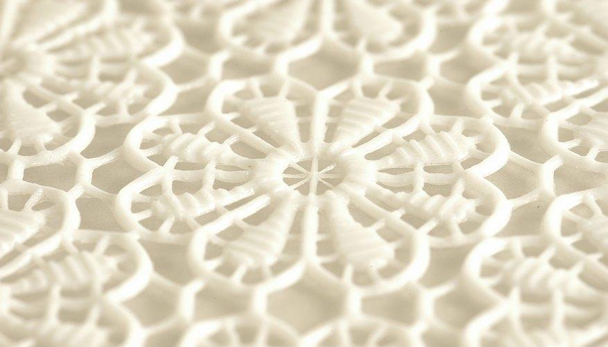 → Cómo endurecer o almidonar artículos en crochet | Geniolandia