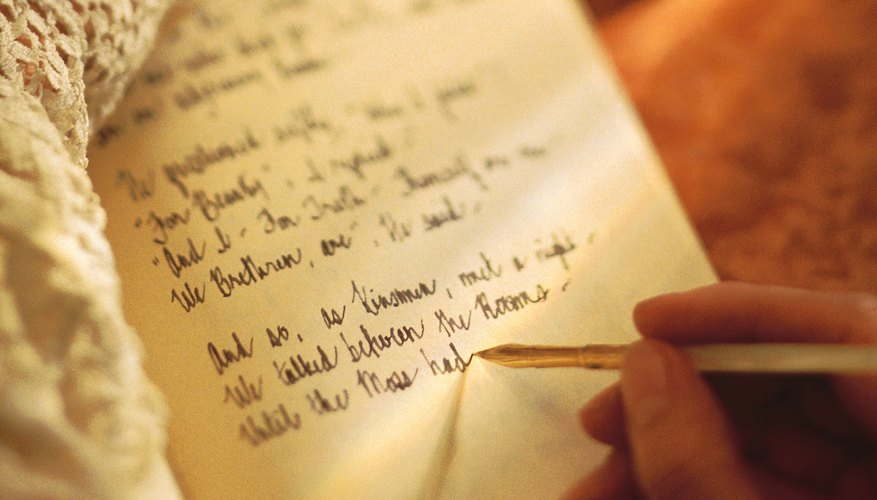 Con un poco de práctica, escribir una biografía corta es una tarea sencilla.