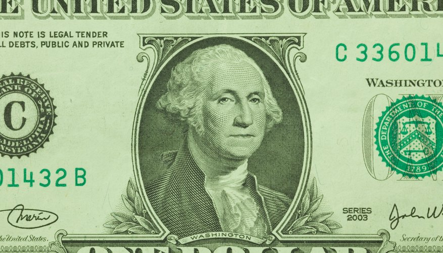How To Calculate The Value Of A Us Federal Reserve Note Our Pastimes