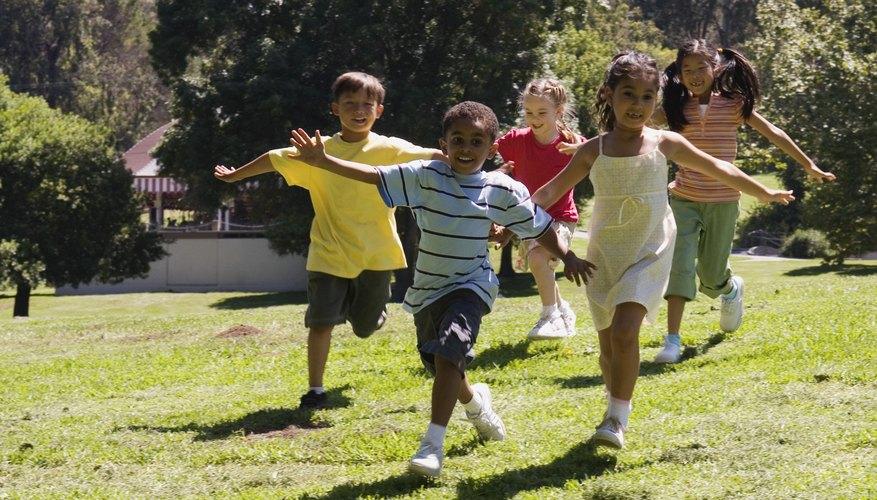 Juegos Gratis Para Jugar Al Aire Libre Con Ninos Menores De 10