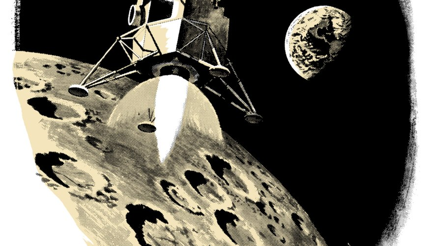 Los científicos pueden calcular con precisión la distancia entre la Tierra y la luna usando una colección de reflectores especializados dejados en la superficie lunar durante la misión Apollo 11 en 1969.