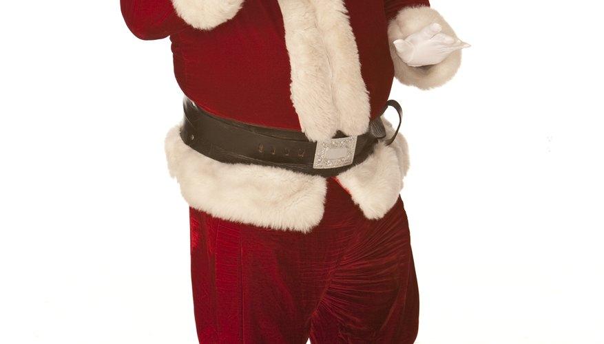 Encuentra a Santa y diviértete.