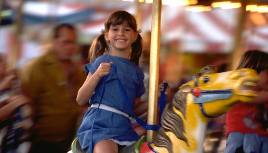 Las actividades para niños en Salem van desde montar un carrusel hasta visitar museos.