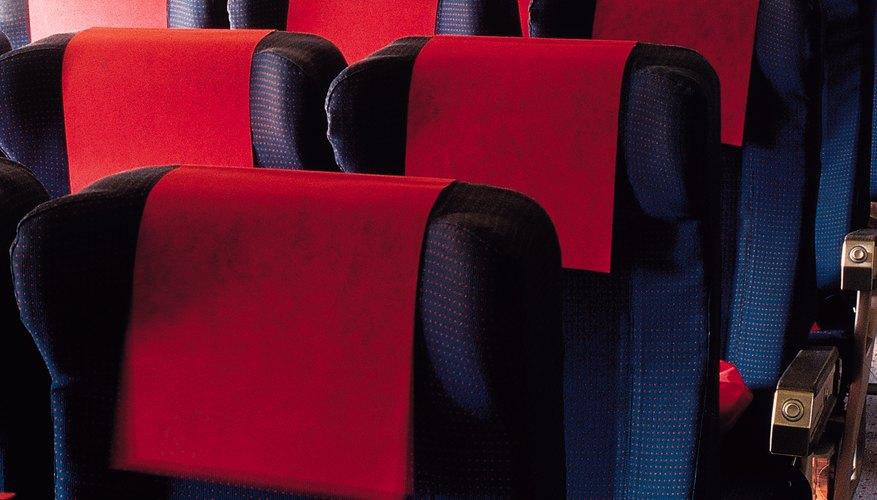 La clase económica tiene los asientos menos costosos.