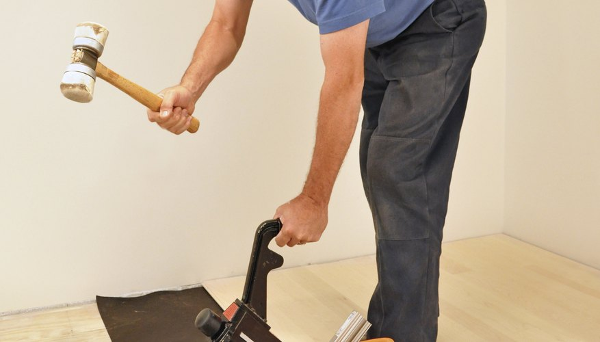 Flooring nailers have saved the backs of many flooring installers.