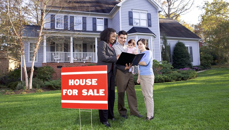 Selling a home can result in a taxable capital gain.