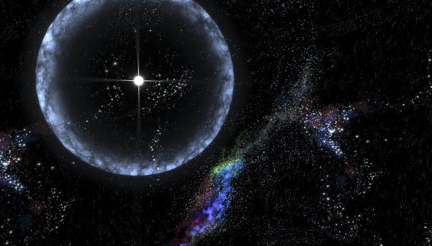 Neutron star.