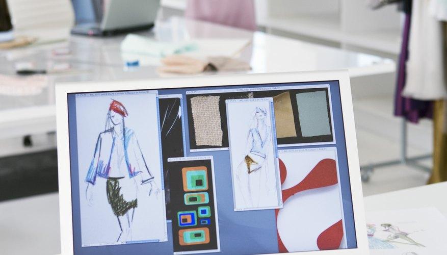El diseño de moda es una carrera emocionante y rentable.