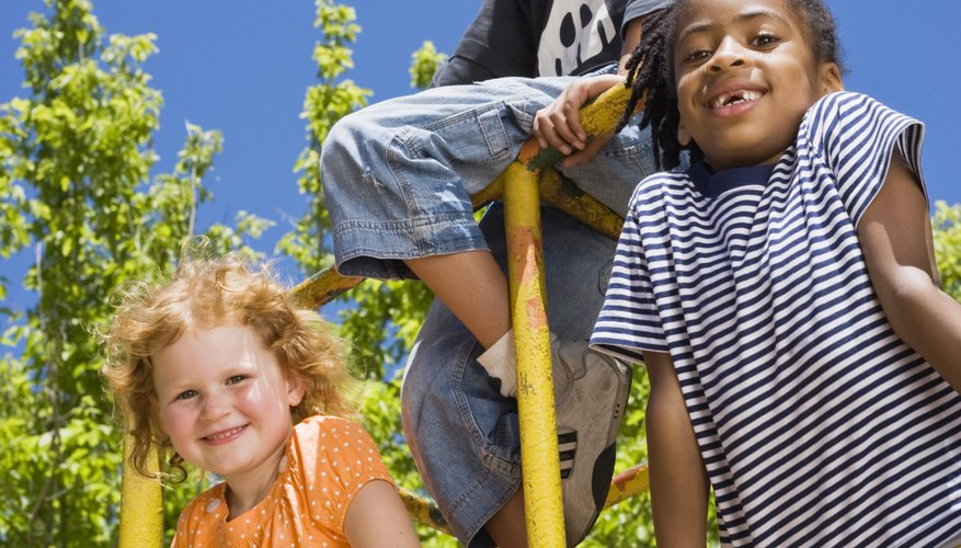 Vernon Hills cuenta con numerosas zonas de juego para los niños.