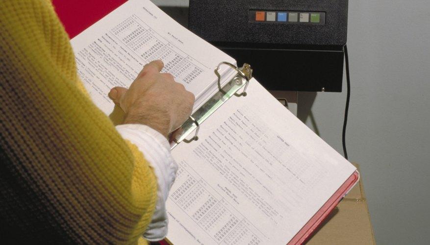 Los manuales establecen la base de funcionamiento de una empresa.