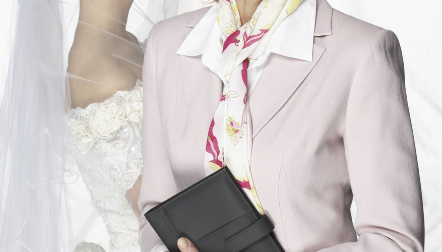 The Average Salary of a Wedding Planner Assistant Bizfluent