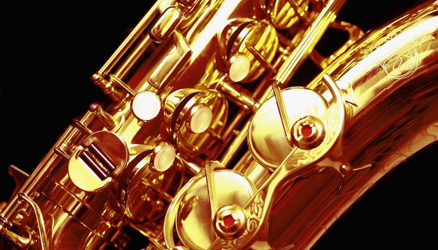 Aprende a leer partituras en el saxofón.