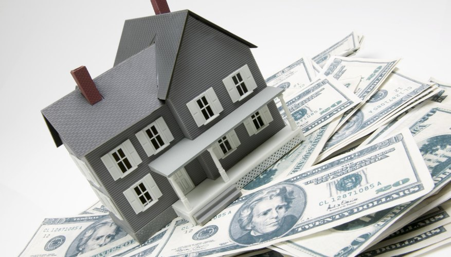 Intangible taxes are imposed by some states when you take out a mortgage loan.