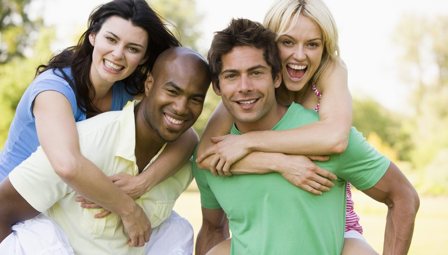 Having fun with other couples promotes closeness in relationships.