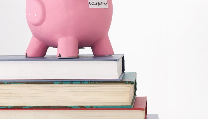 College students may use financial aid money to pay for their living expenses while in school.