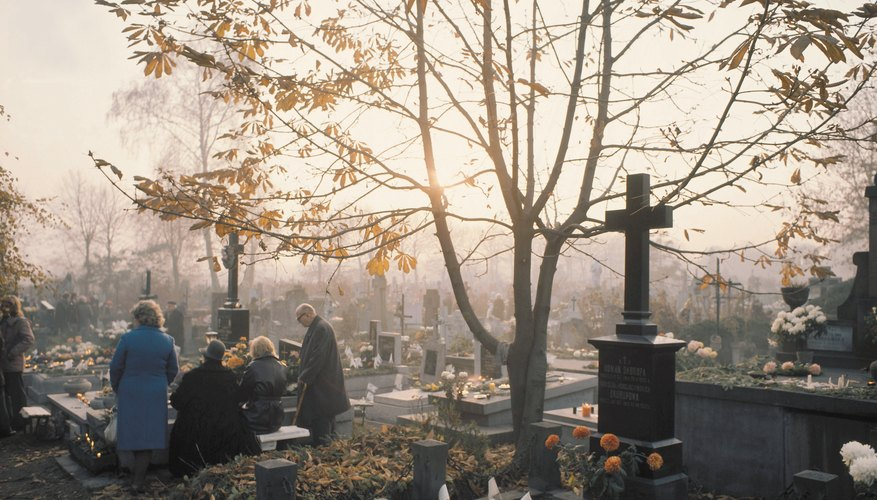 Funeral costs cannot be claimed on a personal tax return.