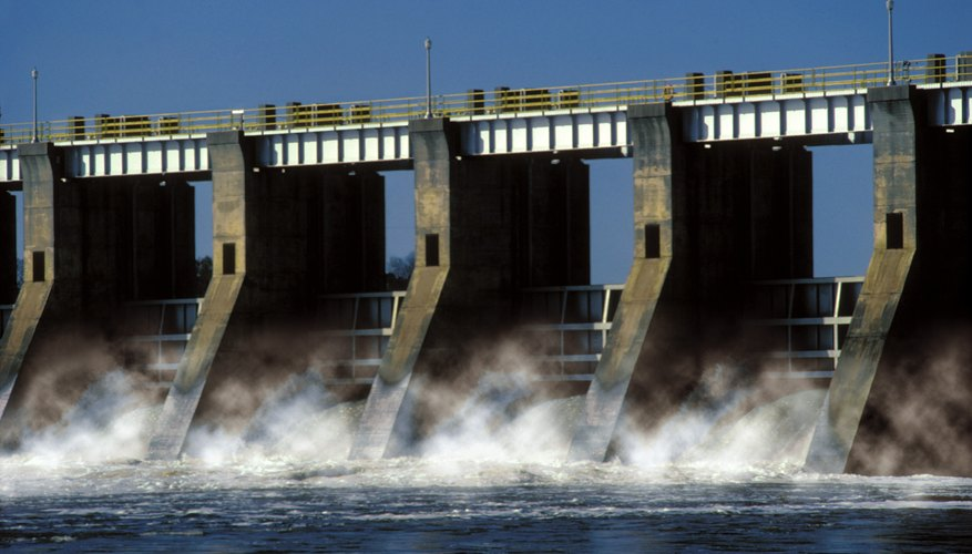 Hydropower provides a clean, renewable source of energy.
