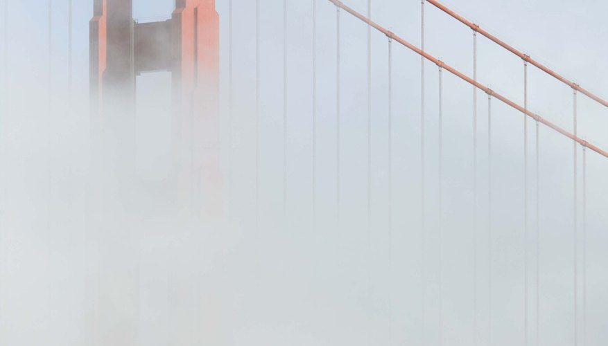 Puedes replicar la neblina natural con una pequeña máquina casera de humo.