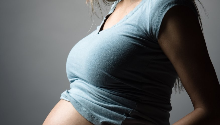 State and federal government programs are available to unemployed pregnant women.