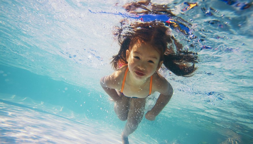 Kids in Sioux Falls can keep busy during the summer with camps and activities, including swimming lessons.