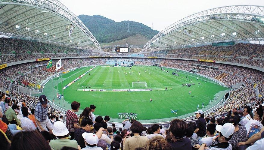 Revenue bonds fund the construction of public stadiums.