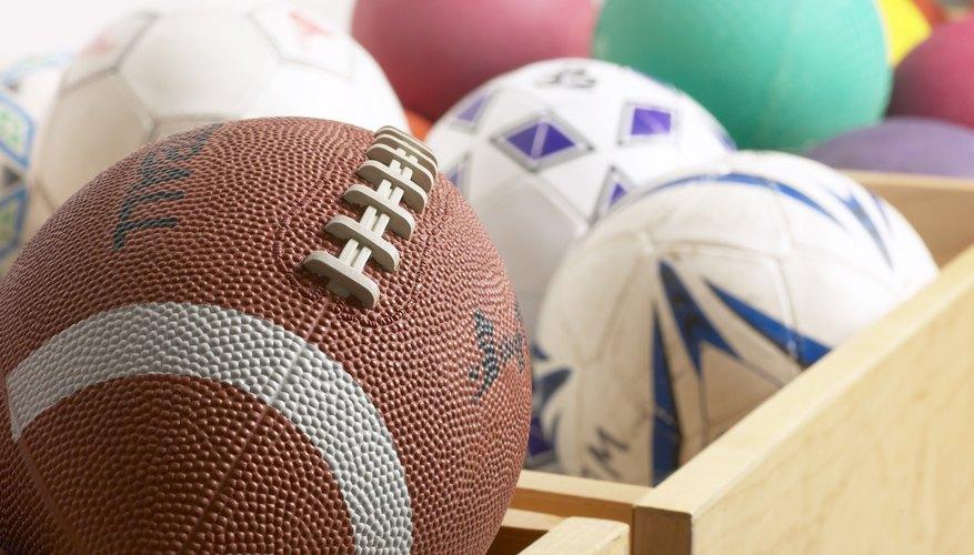 Los olimpiadas escolares animan a los estudiantes en los deportes y para mantenerse en forma.