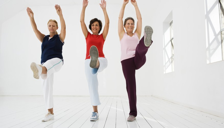 Zumba instructors must be physically fit and have knowledge of a variety of dance styles.