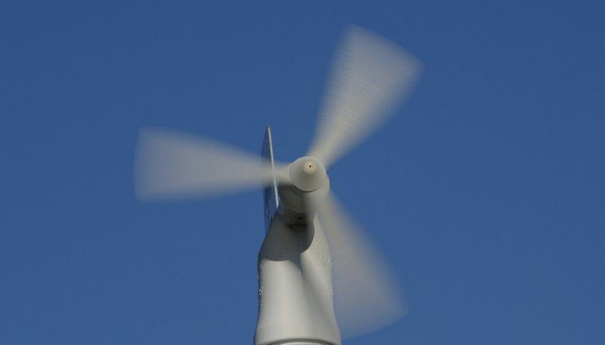 Wind energy provides a fraction of the renewable energy on the planet.