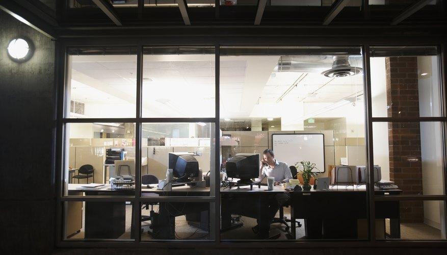 Si estás estableciendo una oficina en casa, hay una serie de suministros estándar que necesitarás.