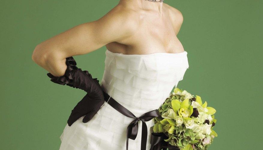No tengas miedo de hacer alteraciones en tu propio vestido.
