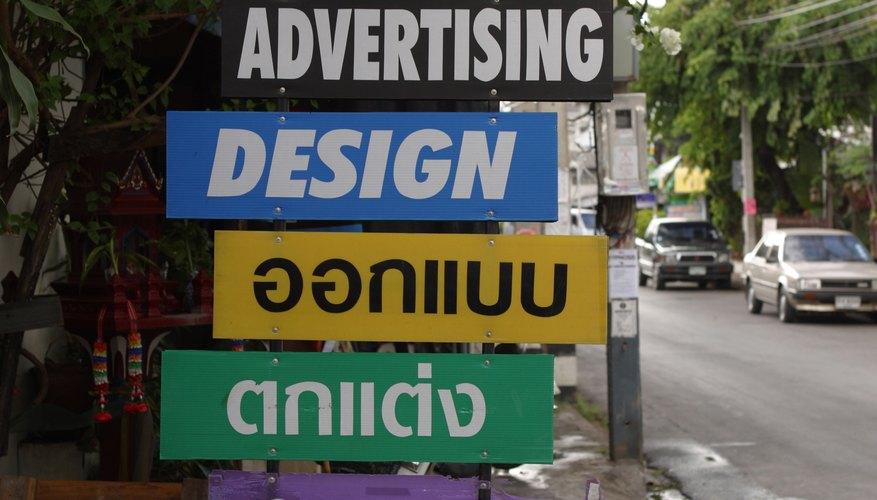 Conoce sobre la definición de publicidad impresa.