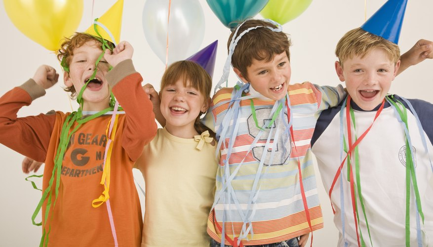 San Bernardino County has plenty of kids' party places to choose from.