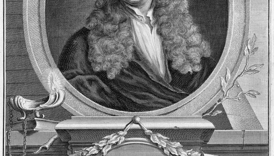 Sir Isaac Newton, el padre de la física, vivió entre 1642 y 1727.