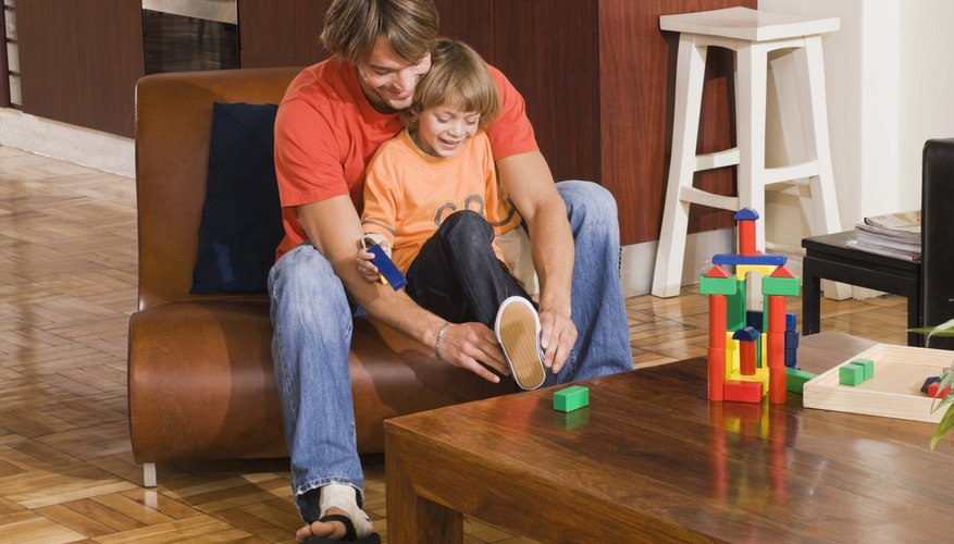 Being a parent requires constant adaption and improvement.