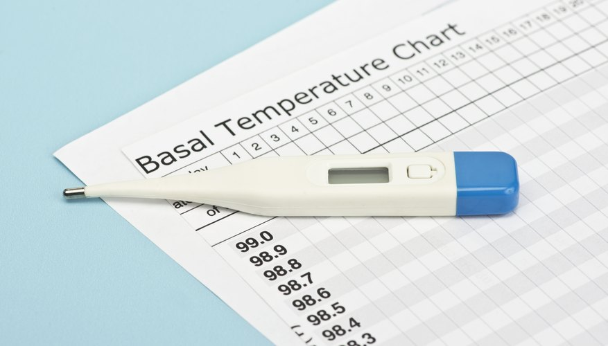 The basal temperature method can help predict ovulation.