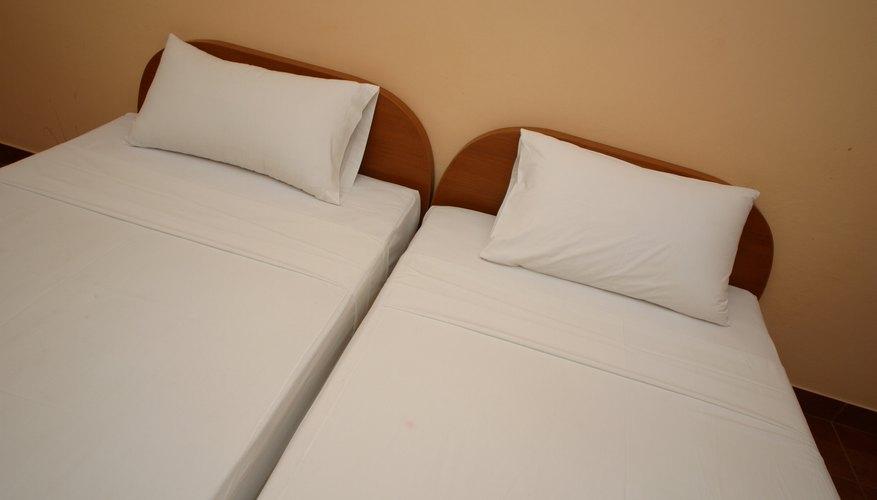 Agregar longitud extra para una cama puede hacer que sea más cómoda.