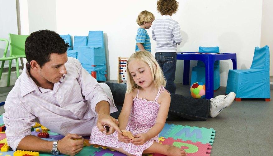 Las actividades divertidas de preescolar también pueden ser educativas.