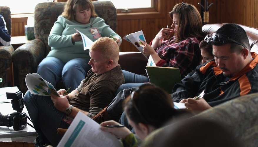 Military Families Retreat Designed To Relieve Post-Combat Stress