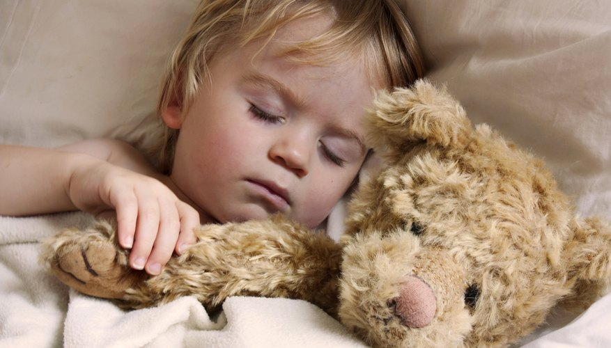 A child who gets sufficient rest is happier and more pleasant.