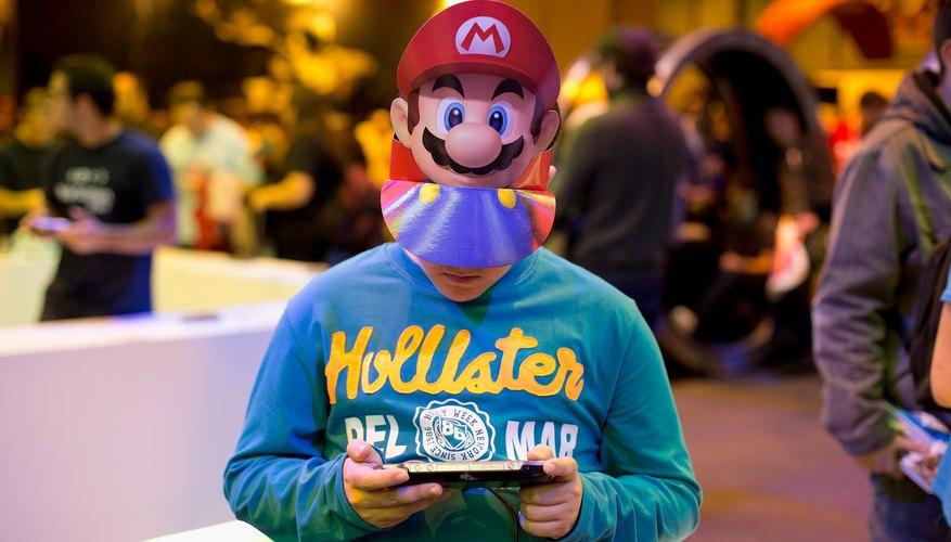 Mario es un personaje muy popular.