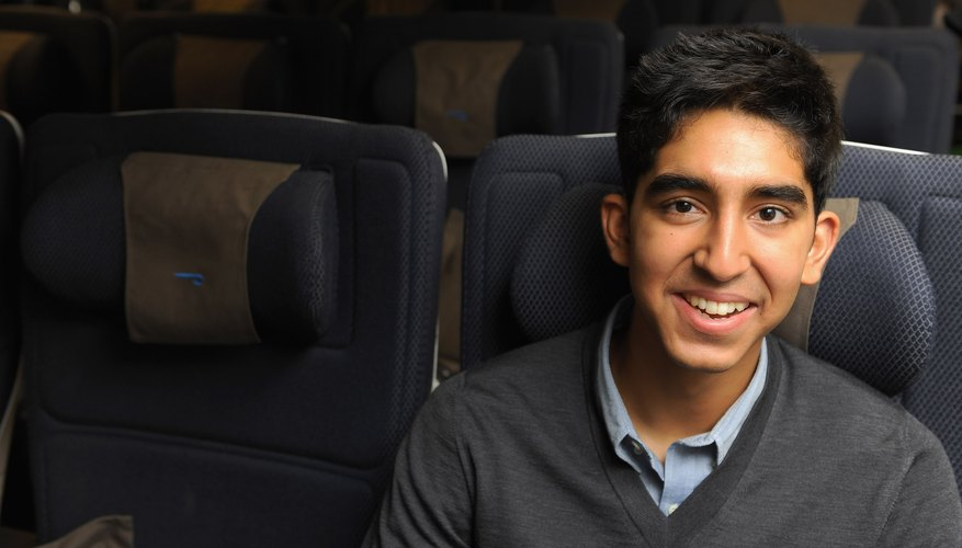 Dev Patel played Jamal Malik in