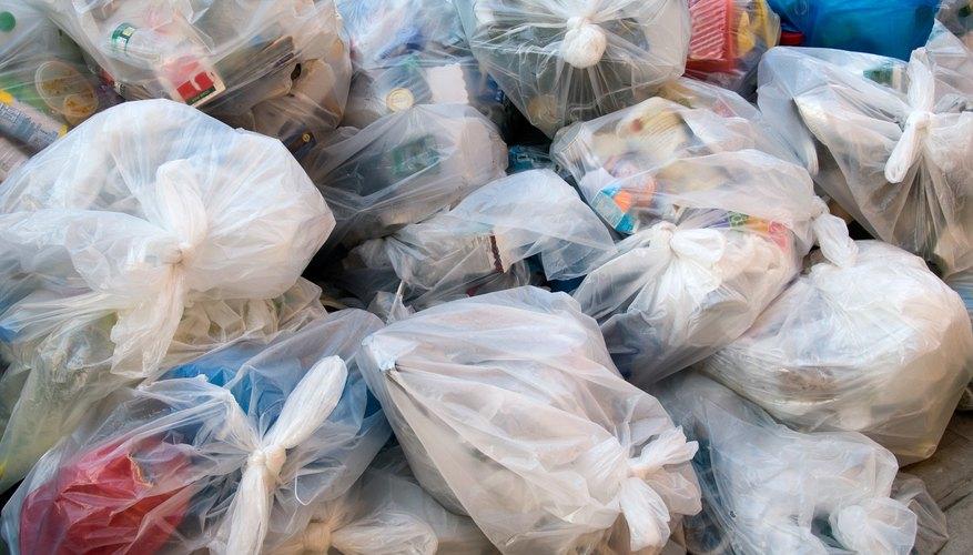 La basura sin reciclar como parte del calentamiento global.