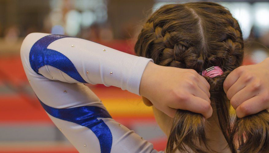 Gymnastics games build social skills.