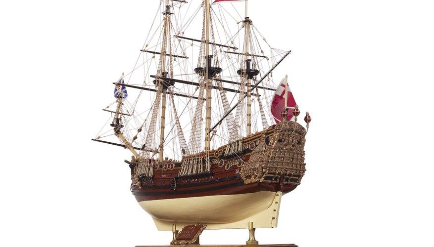 Un barco vikingo de madera no es igual a cualquier barco.