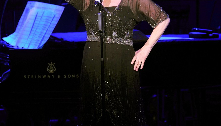 Bette Midler in 2011