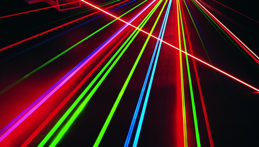 Existen dispositivos portátiles de rayo láser.