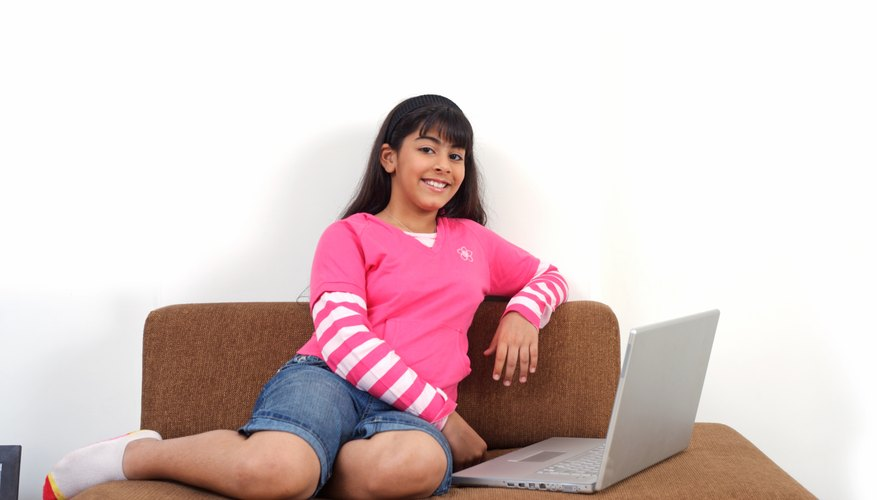 Clear computer rules help keep kids safer.