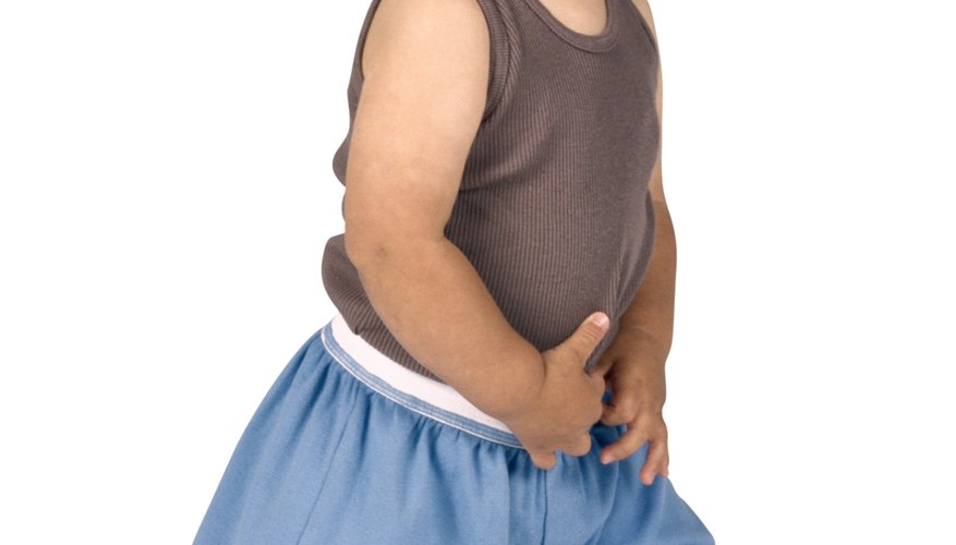 Little bodies need clothing that is comfortable and durable.