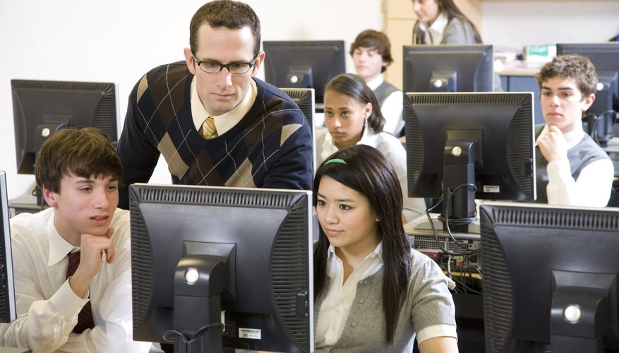 Las computadoras se han convertido en algo cada vez más común en las aulas en los últimos años.